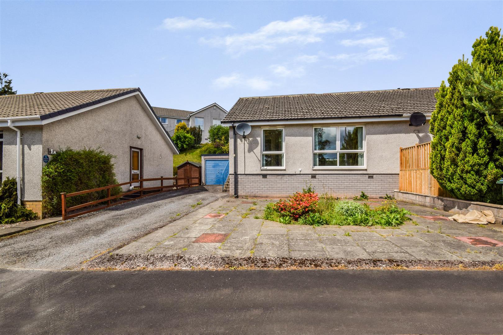 2, Robertson Crescent, Pitlochry, Perthshire, PH16 5HD, UK